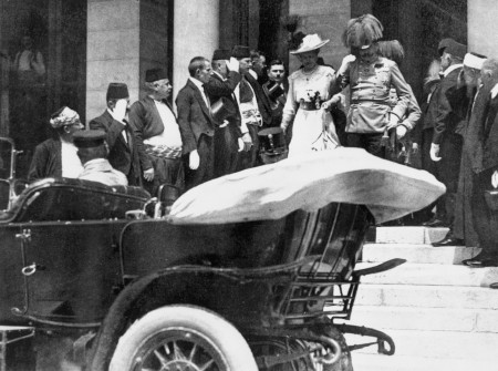 assassination of franz ferdinand. Archduke Franz Ferdinand of