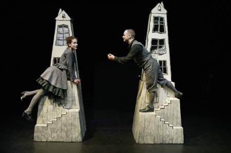 Pero at the Unicorn Theatre