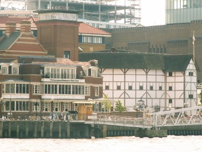 Shakespeare S Globe Begins Repairs To London S Only