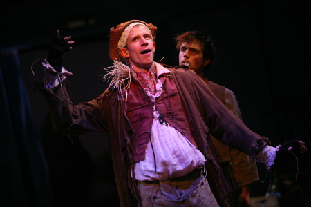 The Scarecrow and His Servant at Southwark Playhouse