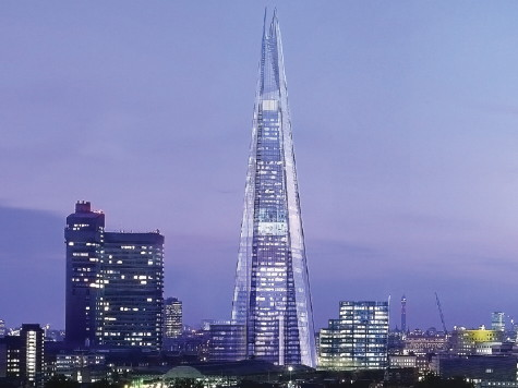 Shard construction will start in March