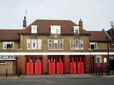 Demolition of 'London's Burning' fire station at Dockhead approved by councillors