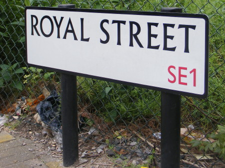 Should criminals be forced to make Royal Street fit for a Queen?