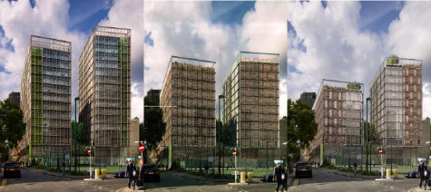 Taller Hatfields student accommodation tower rejected