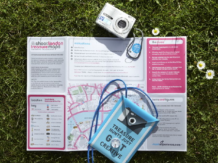 Treasure map offers new way to explore South Bank & Bankside