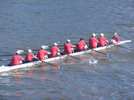 MPs beat peers in annual parliamentary boat race