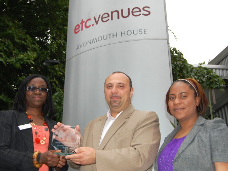 Gold for etc.venues in Southwark environmental awards