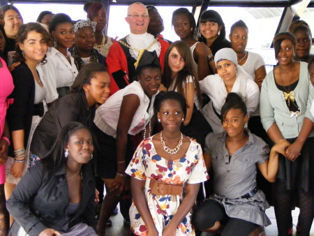 38 Southwark young people trained to welcome visitors