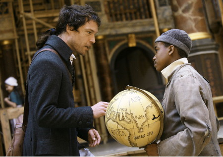 A New World: A life of Thomas Paine at Shakespeare's Globe