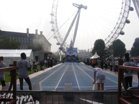 Street Athletics London Finals