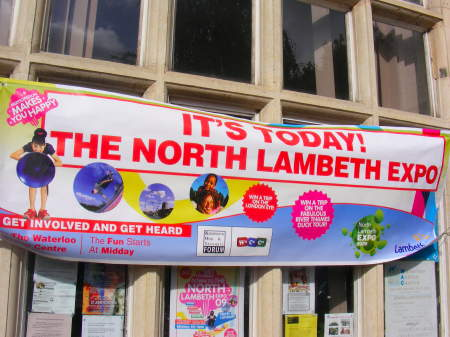 North Lambeth Expo