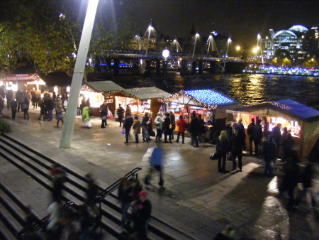 Cologne Christmas Market returns to the South Bank