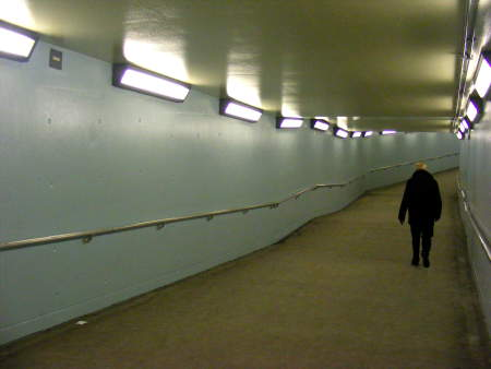 Fundraising campaign to restore poem to Waterloo subway