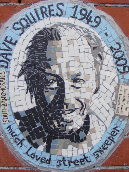 Dave Squires mosaic