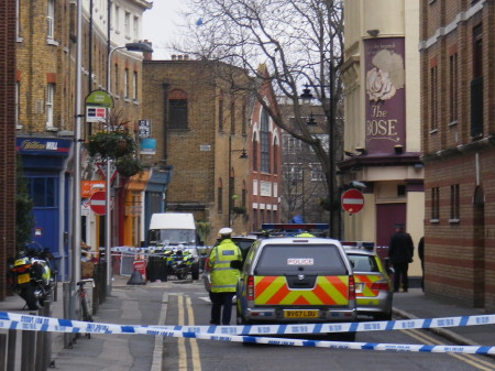 Weston Street cyclist death: police appeal for witnesses