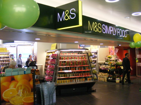 M&S Simply Food at St Thomas'