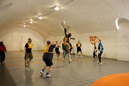 T47 indoor sports venue opens at London Bridge Station