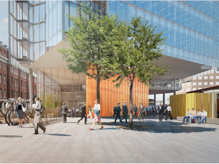 New London Bridge Bus Station could be ready by mid-2012