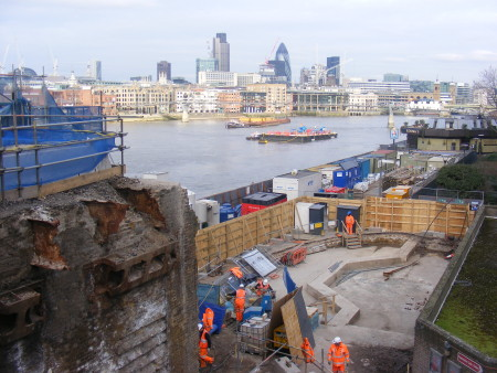 Behind the scenes at the new Blackfriars Thameslink station