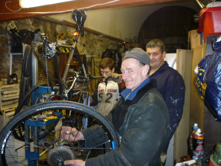 Druid Cycles: a bike shop with a difference