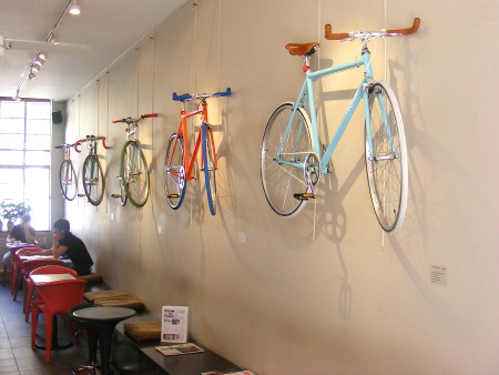 Foffa bikes at SoBo