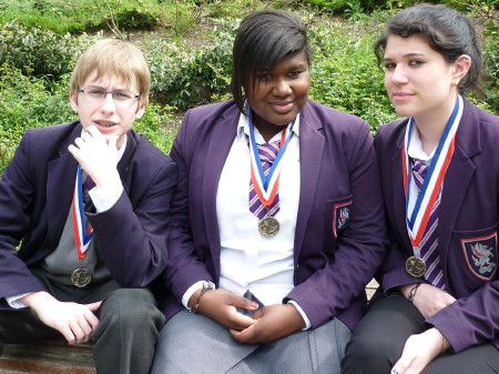 From Lynton Road to Houston, Texas: SE1 pupils win space race
