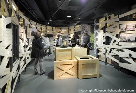 Florence Nightingale Museum reopens to the public