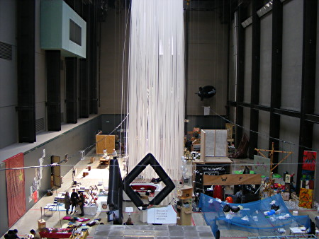 No Soul For Sale: international artists take over Tate Modern's Turbine Hall