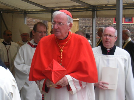 Cardinal Cormac Muphy O'Connor