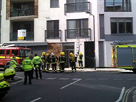 Tanner Street substation fire causes SE1 power cut