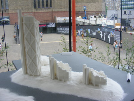 Bankside Urban Forest celebrated at London Festival of Architecture finale