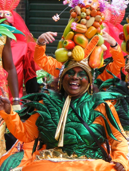 Waterloo Carnival brings urban jungle to Lower Marsh