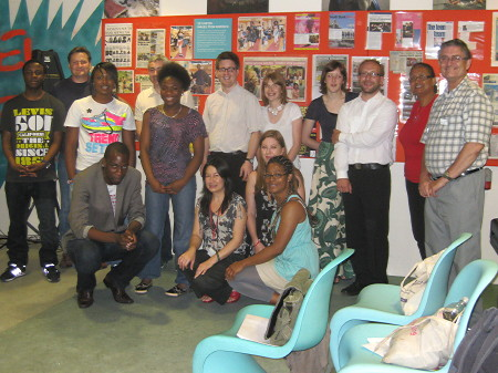 NCVO learns from SE1 United Youth Forum