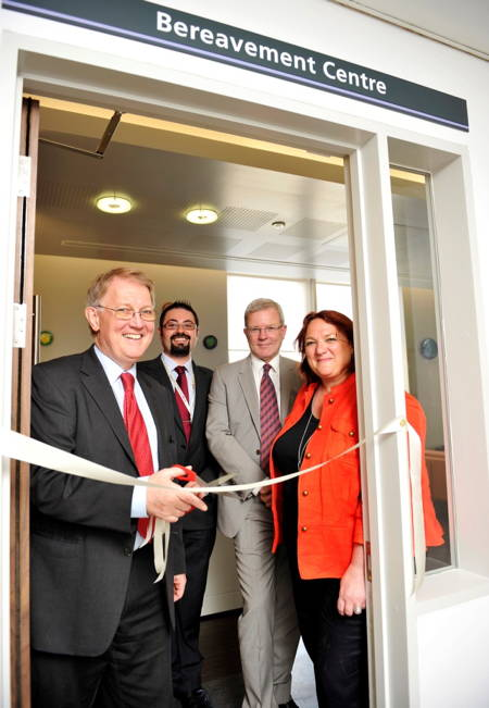 Bereavement centre opens at Guy's Hospital