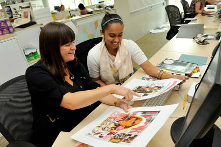 Southwark pupils' work to be published in IPC magazines