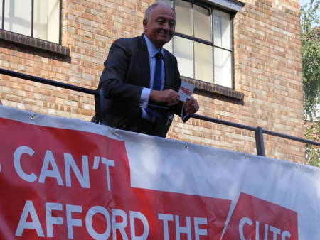 Ken Livingstone: I'd reinstate Cross River Tram project axed by Boris
