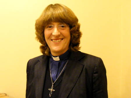 Revd Rosemary Fletcher is North Lambeth's new Meth