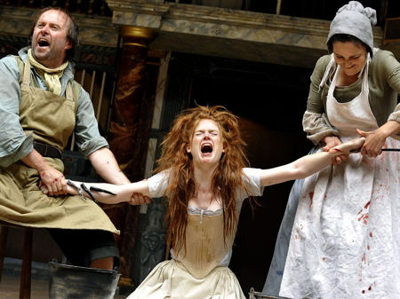 Bedlam at Shakespeare's Globe