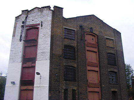 Vinegar Yard warehouse
