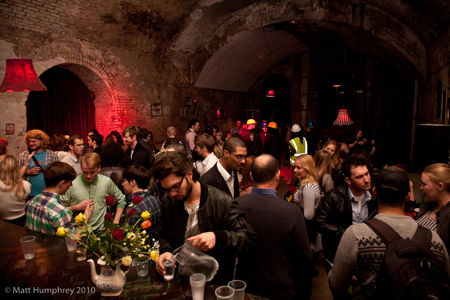 Young creative directors wanted for The Old Vic Tunnels