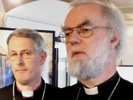 Christopher Chessun named as Bishop of Southwark