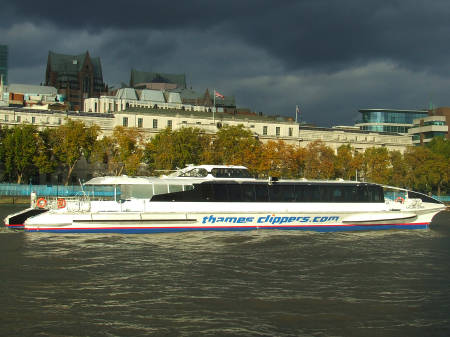 Thames Clippers: passengers launch petition against evening service cuts