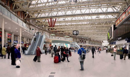 Waterloo Station high-level shopping proposal revealed