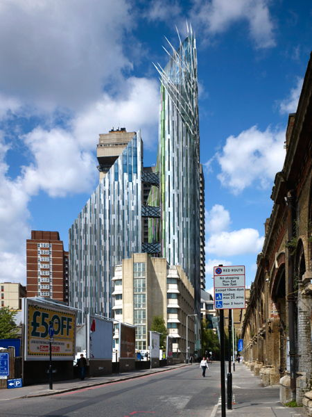 The Quill: 31-storey student residence approved by Southwark planning committee