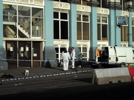 Murder inquiry after man fatally injured in Southwark Street