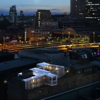 Skybar: pop-up rooftop bar opens in Tooley Street