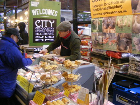 City & Country Farmers' Markets come to Borough Market