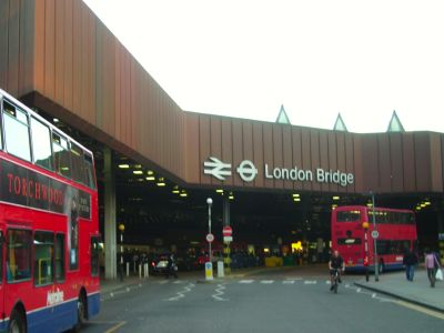 London Bridge Bus Station canopy to be removed