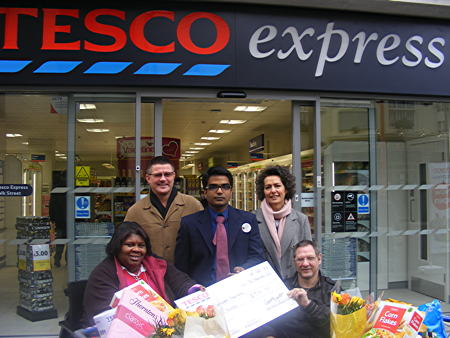 Tesco Express opens in Great Suffolk Street and Borough Road