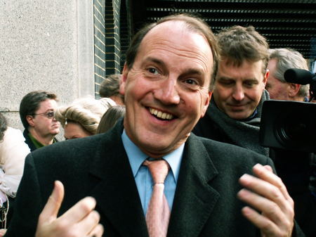 The Rt Hon Simon Hughes MP